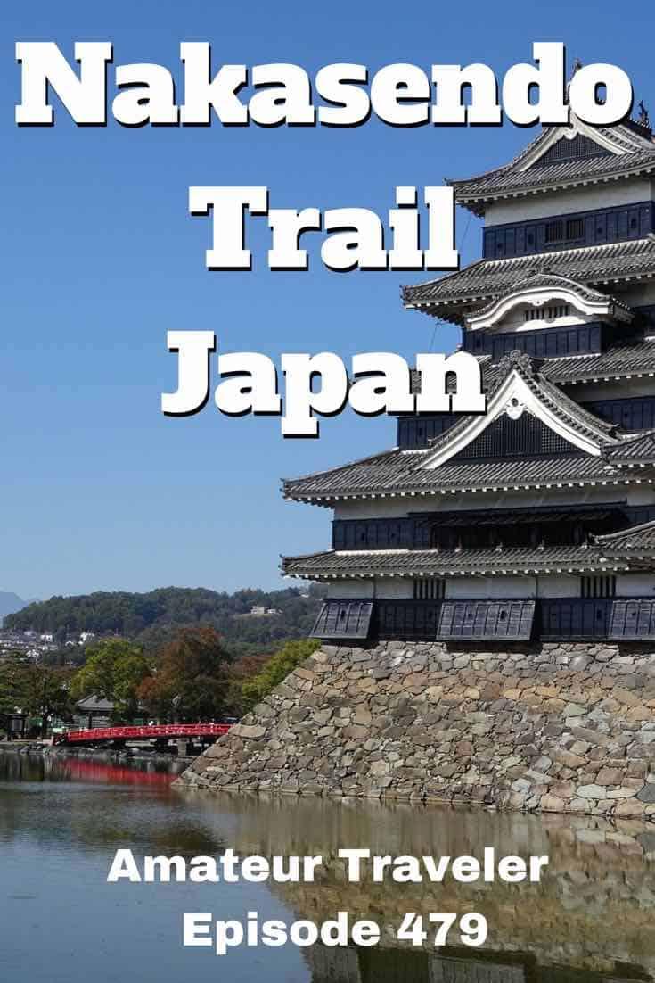 Nakasendo Trail, Japan