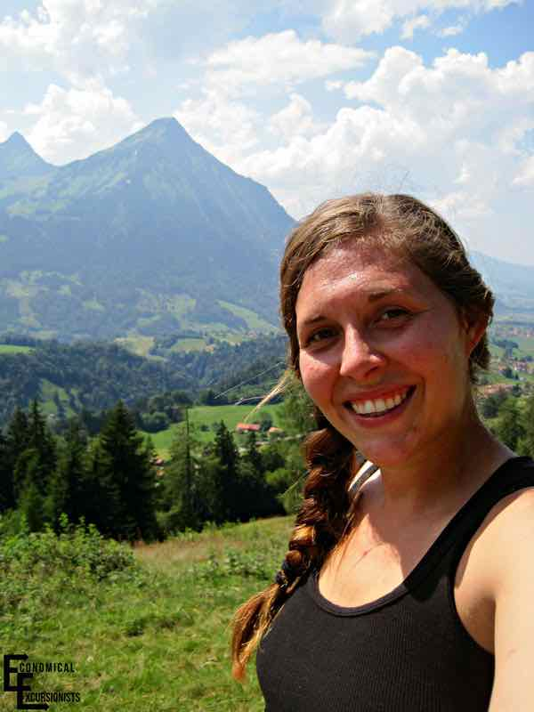 WWOOFing - Learning to Make Cheese in Switzerland
