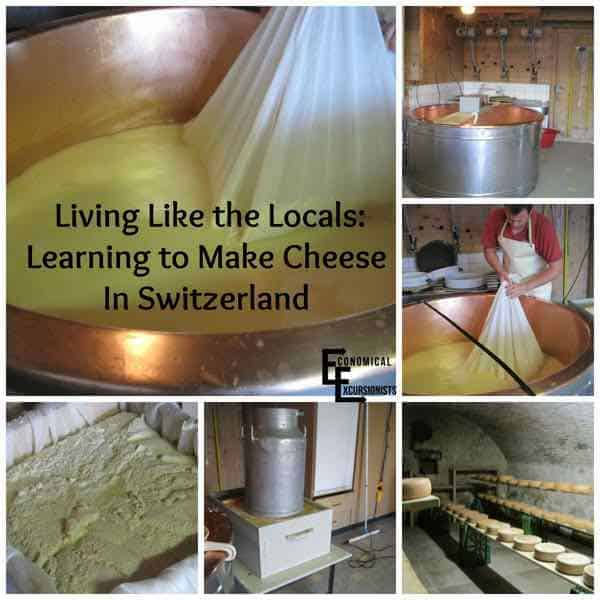 WWOOFing – Learning to Make Cheese in Switzerland