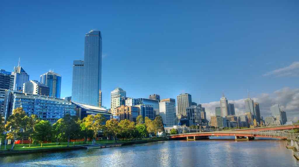 Melbourne by melburnian