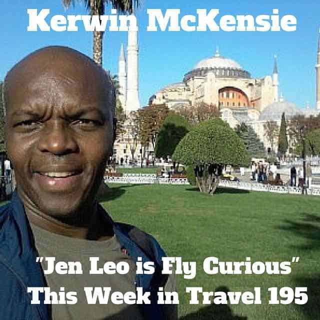 """Jen Leo is Fly Curious"" – This Week in Travel #195"