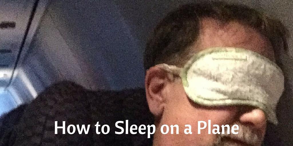 Uçakta Uyuma