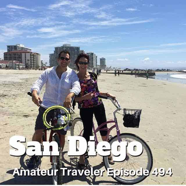 Travel to San Diego – Episode 494