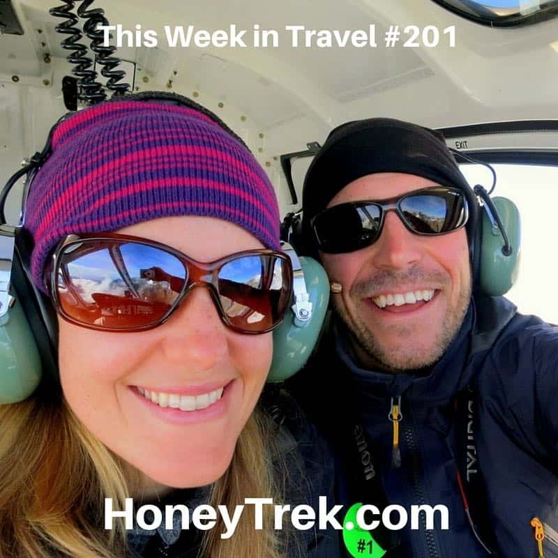 """World's Longest Honeymoon"" – This Week in Travel 201"