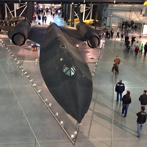 Things to do Near Dulles Airport – Steven F. Udvar-Hazy Center National Space and Air Museum