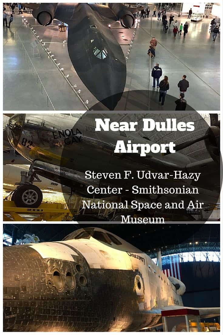 Steven F. Udvar-Hazy Center - Smithsonian National Space and Air Museum #travel #trip #vacation #usa @washington-dc #museum #things-to-do-in #what-to-see-in #dulles #virginia #air-and-space #smithsonian