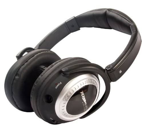 Plane Quiet Active Noise Canceling Headphone by Solitude Design