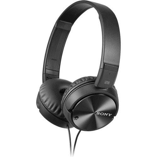 Sony Premium Lightweight Noise-Canceling Stereo Headphones