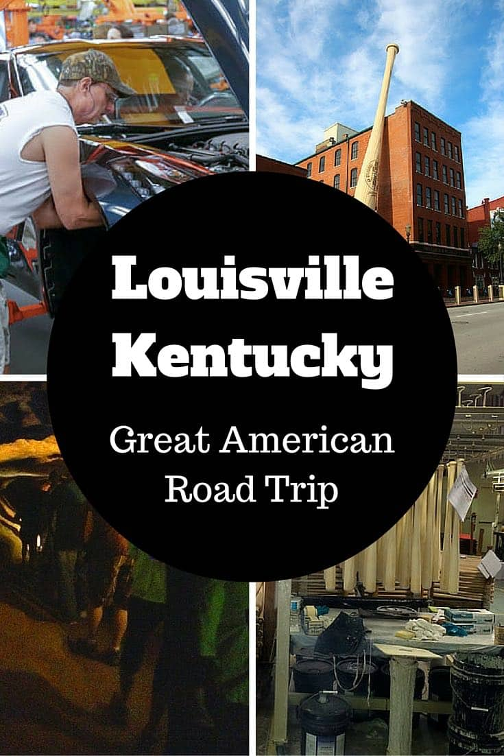 What to do in and near Louisville Kentucky