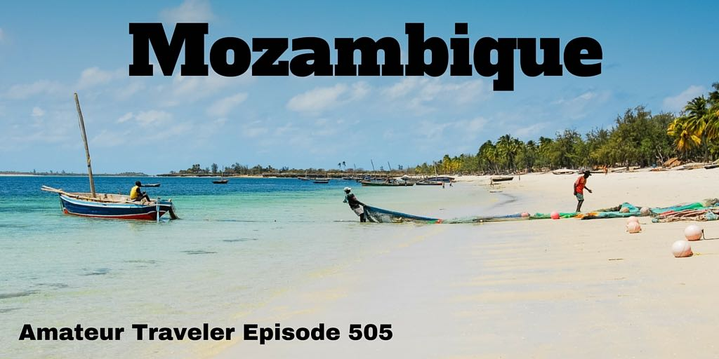 Travel to Mozambique. What to do, see and eat when you go there.
