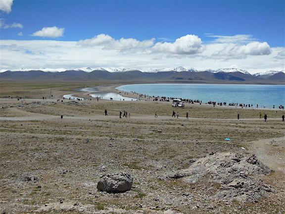 Namtso Gölü