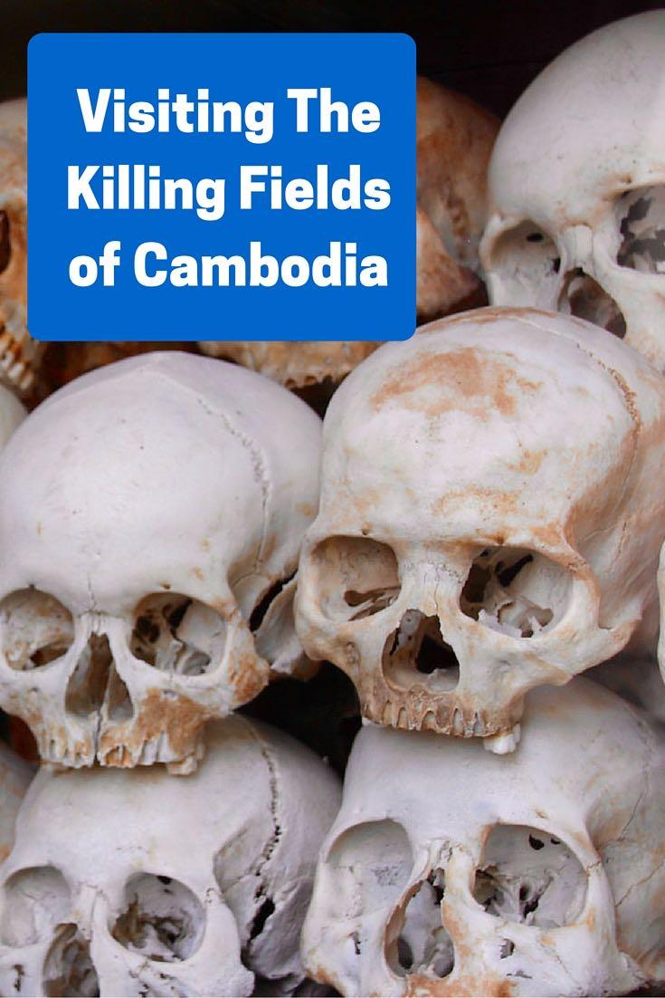 Kamboçya Ölüm Alanlarını Ziyaret