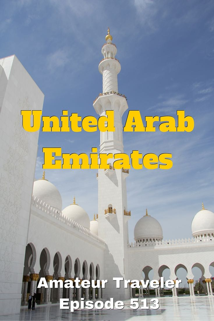Travel to the United Arab Emirates: what to do, see and eat