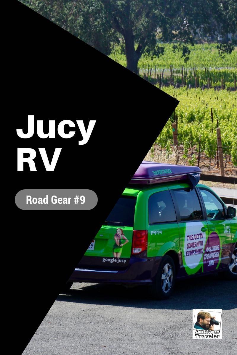 Video review of the Jucy RV camper van. It drives like a minivan but sleeps like a camper