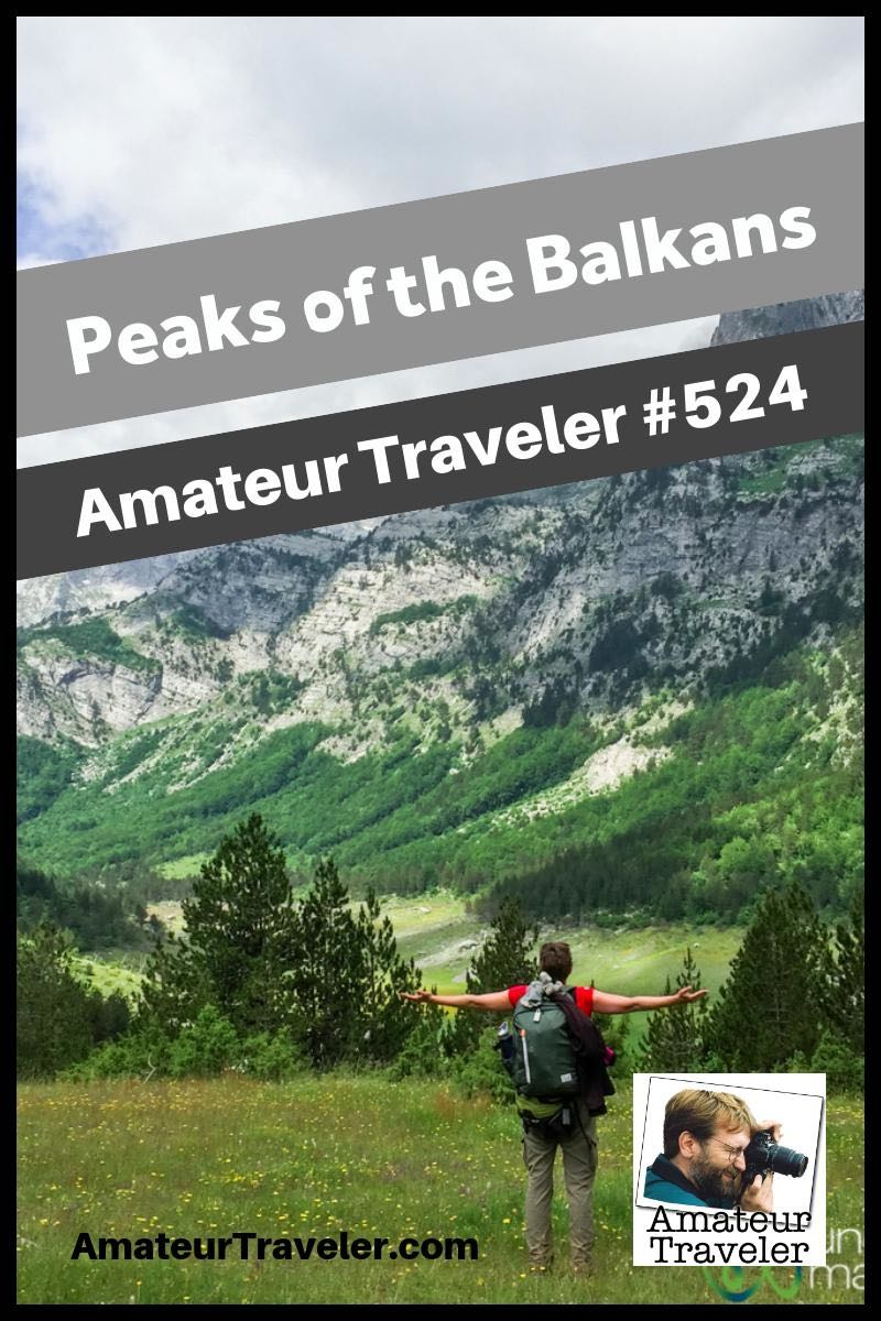 Hiking the Peaks of the Balkans (Albania, Kosovo, Montenegro) - A hike off the beaten path in Europe