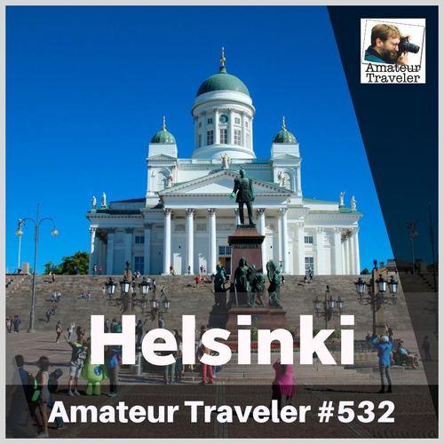 Travel To Helsinki Finland Podcast