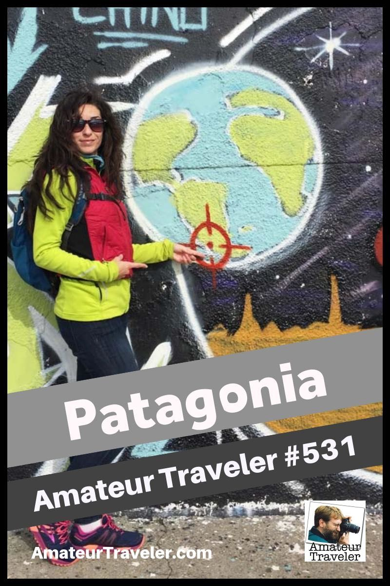 Travel to Patagonia in Argentina (podcast) - What to do, see and where to hike in Patagonia.