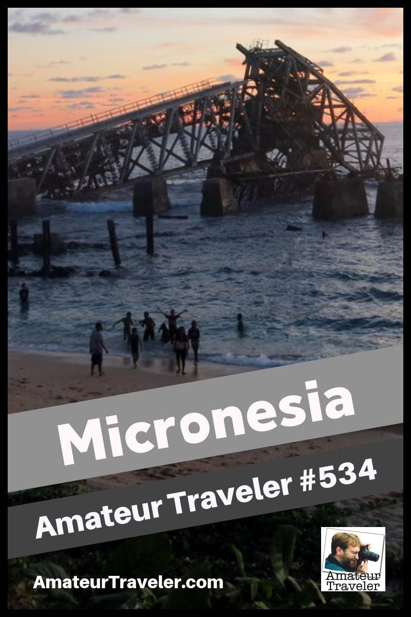 Travel to Micronesia (Kiribati, Tuvalu, Nauru) - What to do in Micronesia and why travel there - Podcast