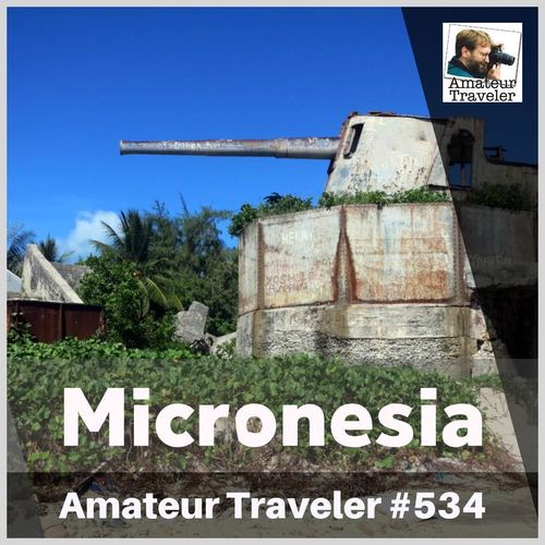 Travel to Micronesia (Kiribati, Tuvalu, Nauru)  – Episode 534