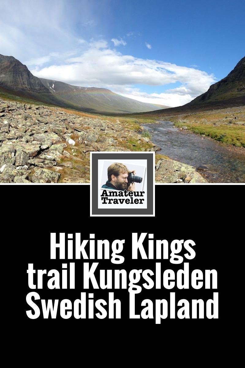 hiking-kings-trail-kungsleden-swedish-lapland