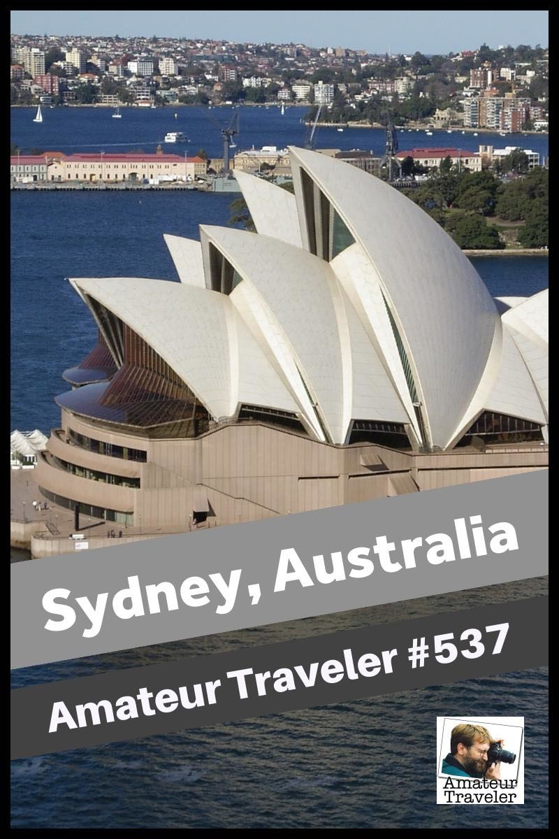 Travel to Sydney, Australia - What to do, what to see and what to eat in Australia's largest city