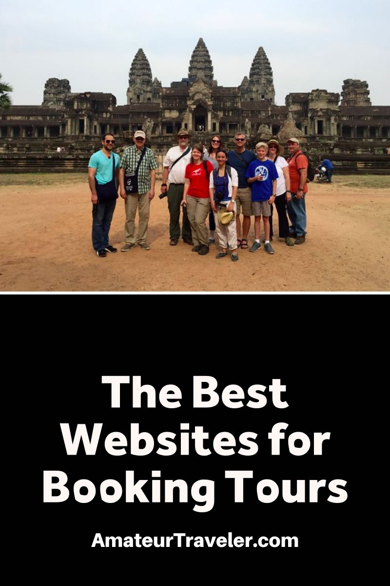 The Best Websites for Booking Tours