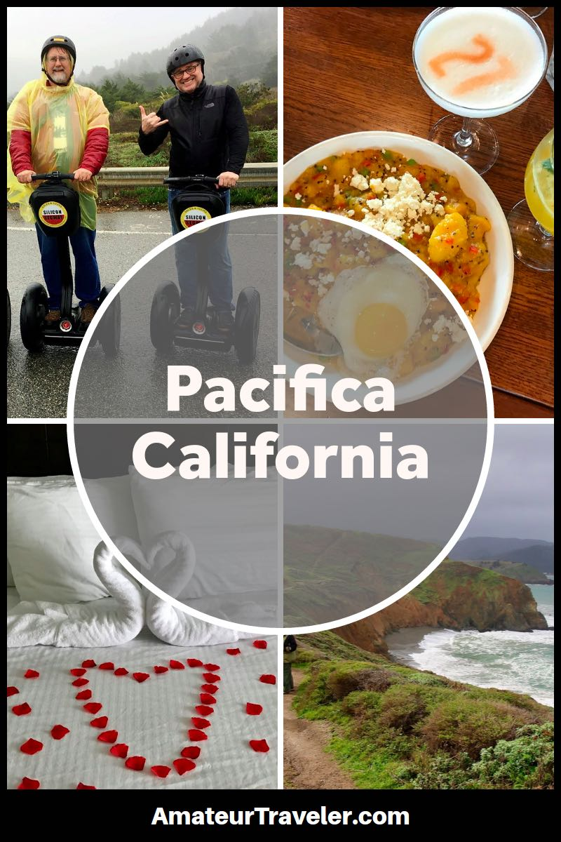 Pacifica California - San Francisco's Nearest Beach Town #travel #trip #vacation #california #pacifica #san-francisco #beach #coast