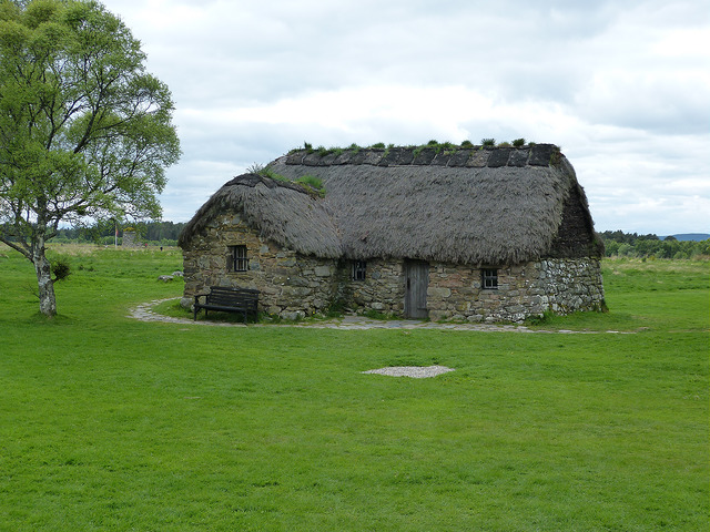 Grounds of Culloden Museum