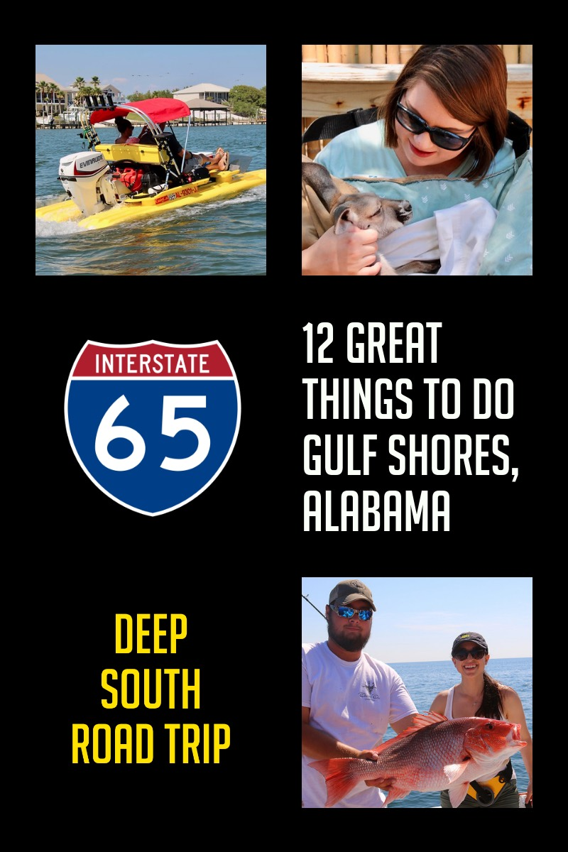 12 Great Things to do in Gulf Shores, Alabama