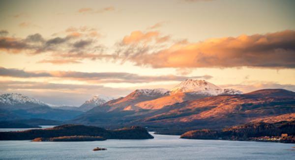 Loch Lomond ve Trossachs Ulusal Parkı (İskoçya)