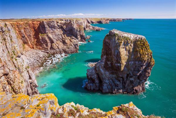 Pembrokeshire Sahili Ulusal Parkı - Galler