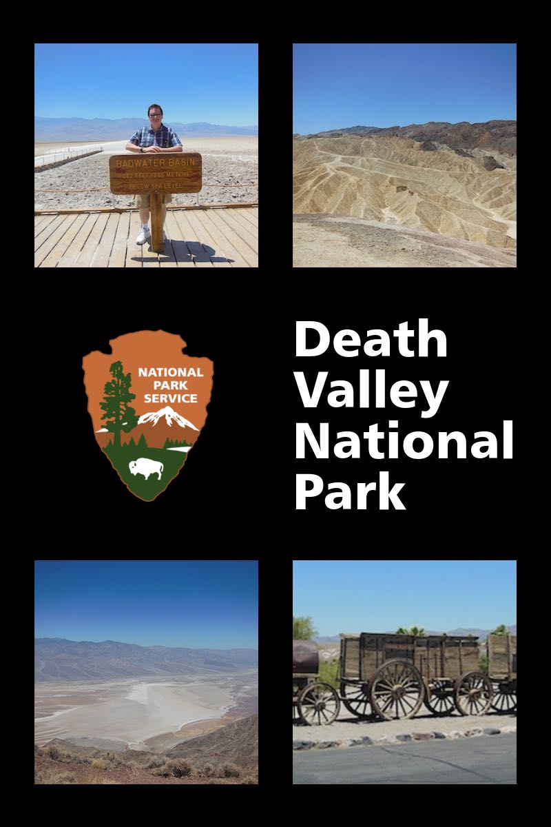 A Summer Journey to Death Valley National Park