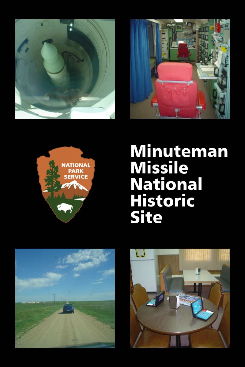 Minuteman Missile National Historic Site - A Flashback to the Cold War in Wyoming #travel #trip #vacation #national-park #wyoming #cold-war #missle #minuteman