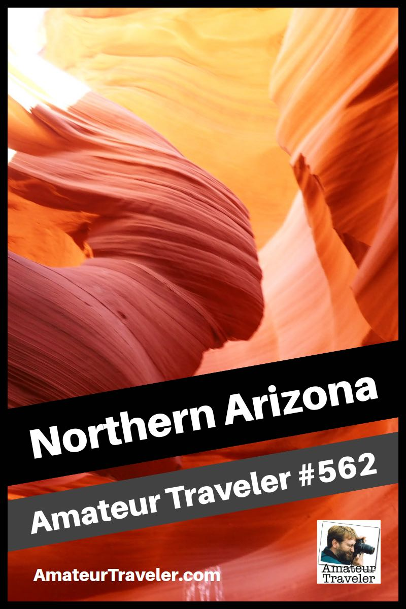 Travel to Northern Arizona - What to see including 6 National Parks #travel #arizona #grandcanyon #petrifiedforest #nativeamerican