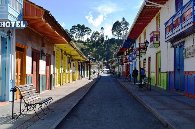 Salento Kolombiya