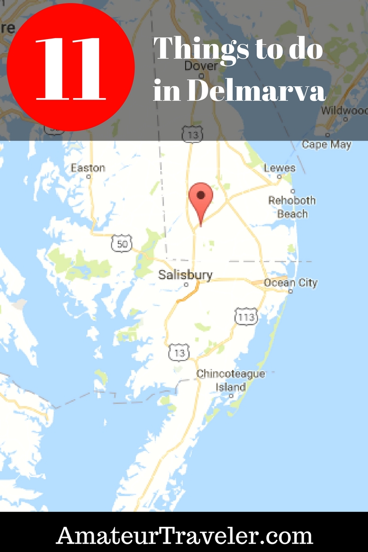 Where the heck is Delmarva? (and 11 great things to do there)