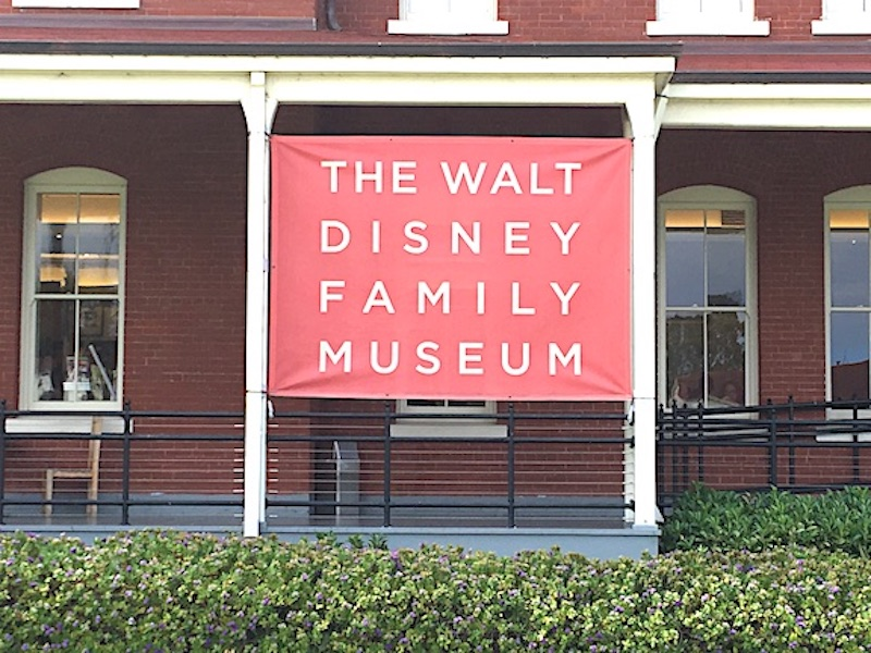 The Walt Disney Family Museum - San Francisco, California - A Place Dedicated To Walt Disney's Life and Accomplishments