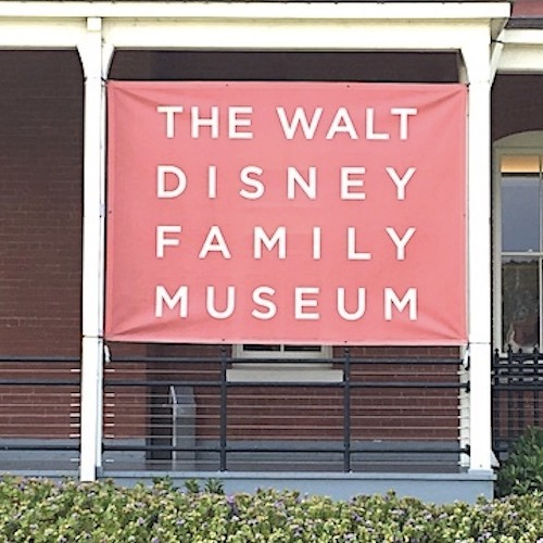 The Walt Disney Family Museum – San Francisco, California
