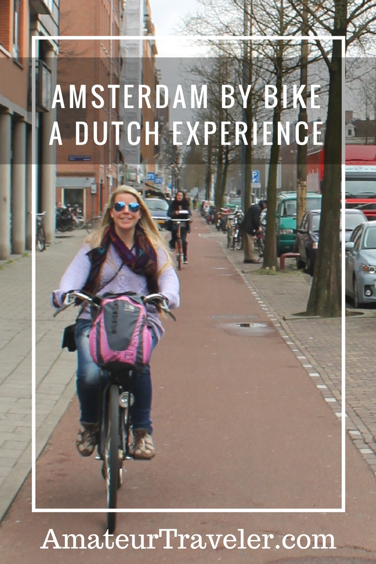 Amsterdam by Bike - A Dutch Experience