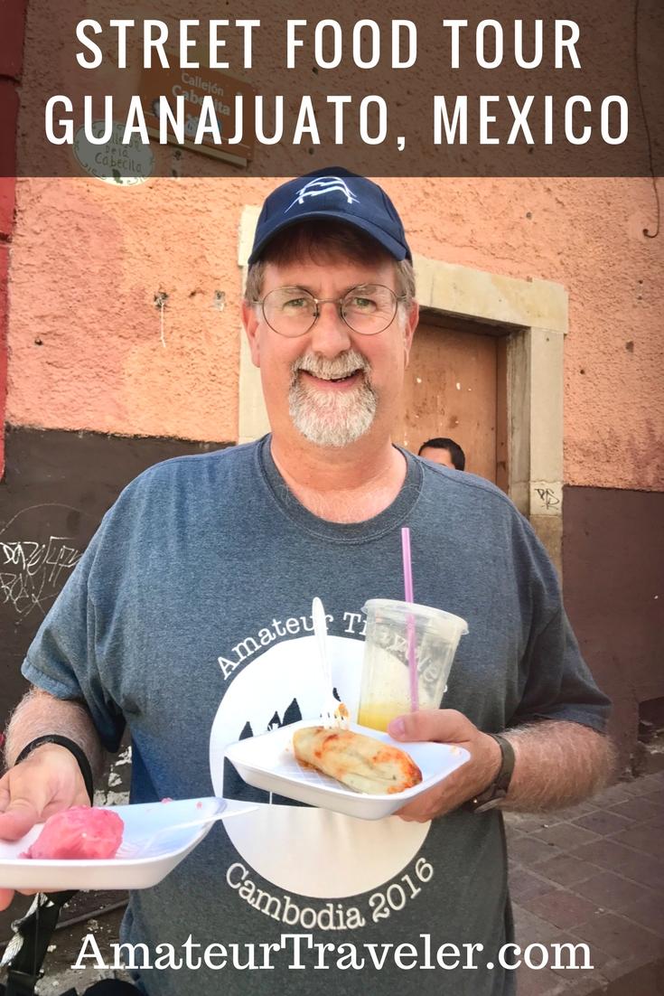 Sokak Yemekleri Turu - Guanajuato, Meksika