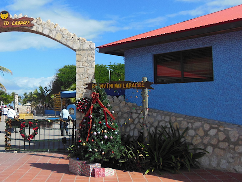 Labadee, Haiti'deki tatil görüntüleme