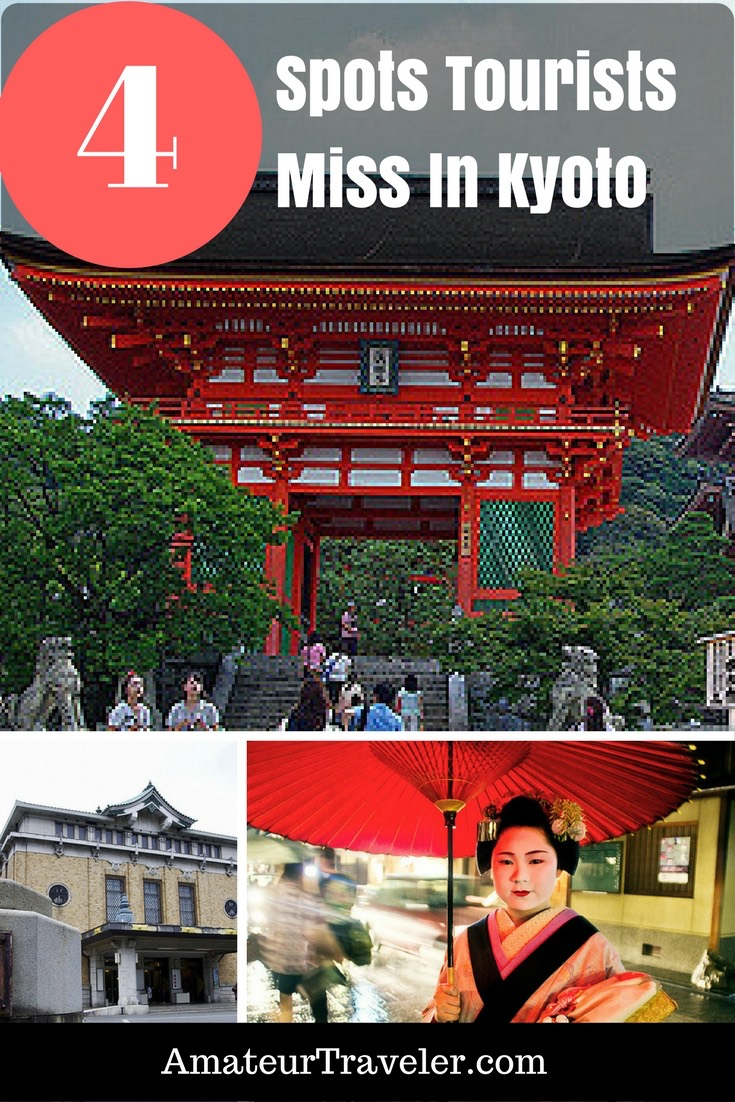 5 Spots Tourists Miss In Kyoto... but Shouldn't