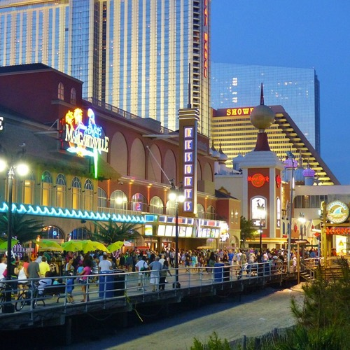10 Places to Visit While You're in Atlantic City, New Jersey