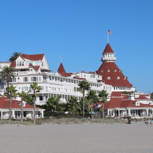 Coronado Hotel Restaurants – San Diego