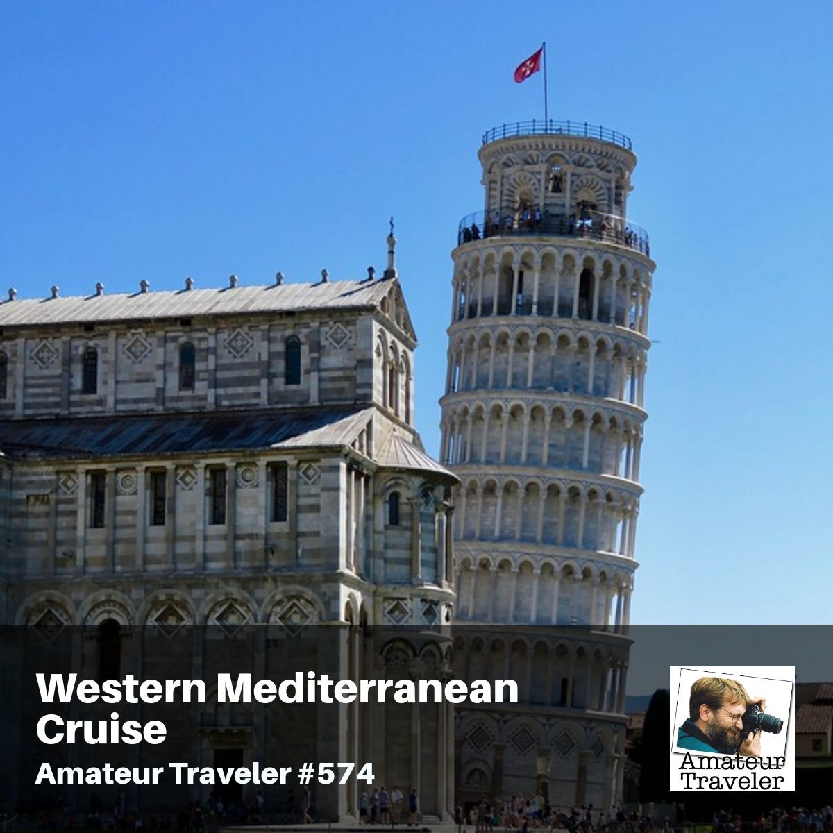 Cruise to the Western Mediterranean (Spain, Gibraltar, France, Monaco, Italy) on Holland America's Westerdam – Episode 574
