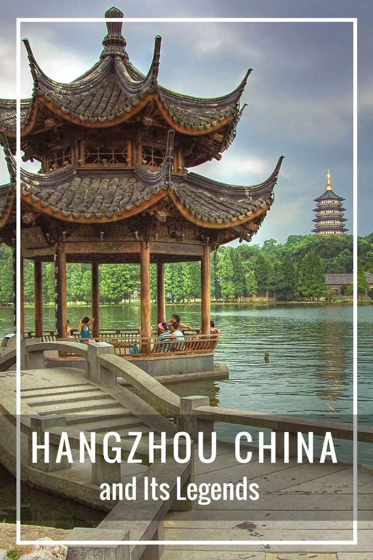 Hangzhou West Lake and Its Legends - China
