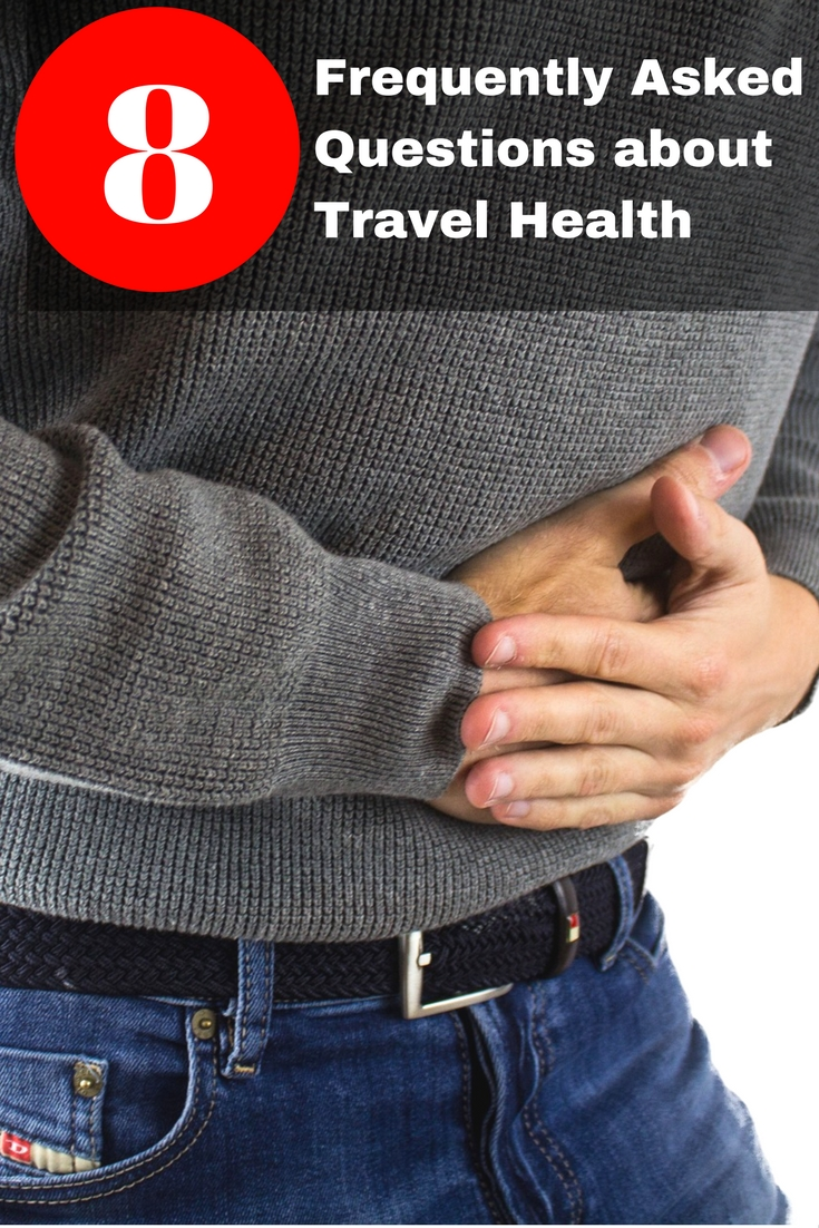 8 Seyahat Sağlığı ile İlgili Sıkça Sorulan Sorular