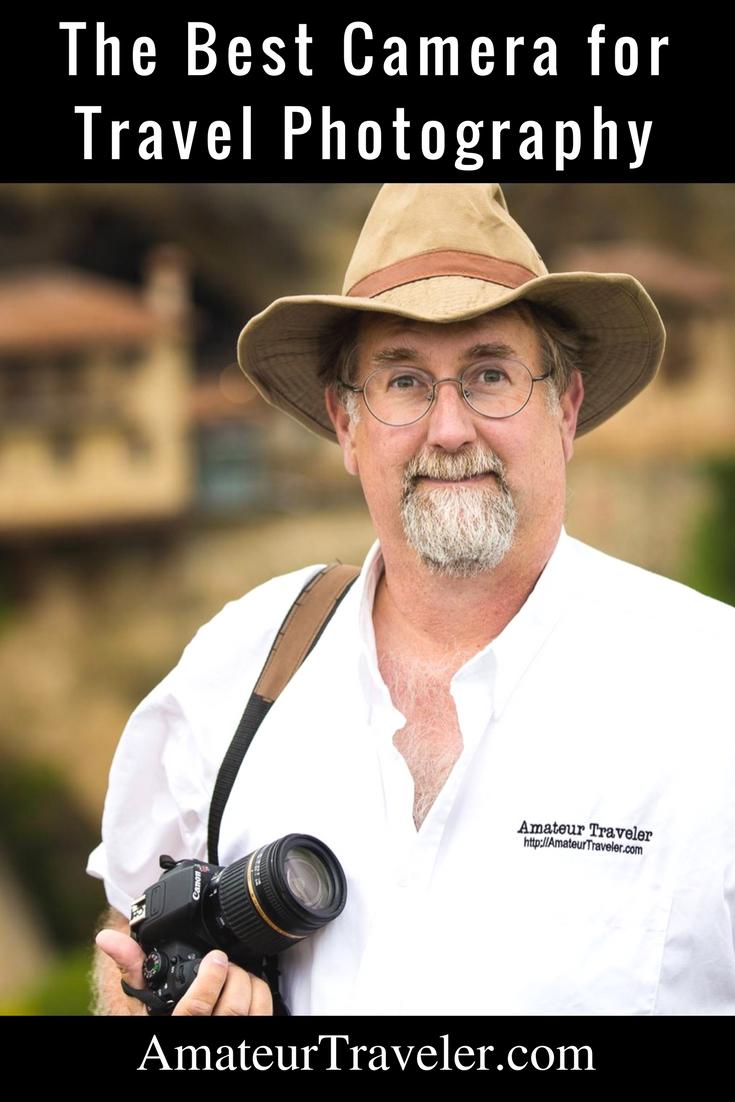 Seyahat Fotoğrafçılığı İçin En İyi Kamerayı Bulma