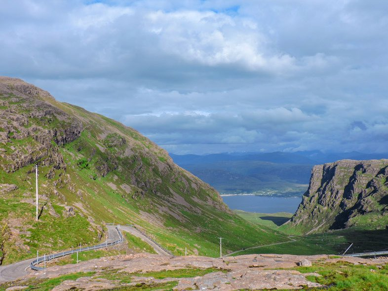 Bealach Na Ba - Scottish Highlands