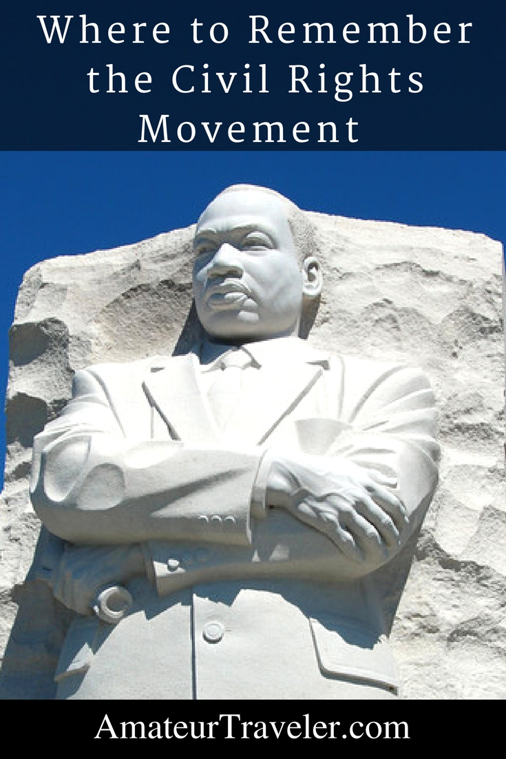 Where to Remember the Civil Rights Movement